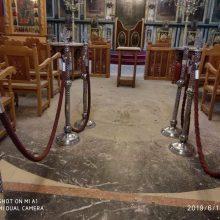 kozan.gr: Κεραυνός χτύπησε τον κεντρικό τρούλο της εκκλησίας του Αγ. Νικολάου στη Σιάτιστα (Βίντεο)