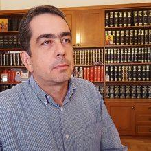 Γιάννης Θεοφύλακτος: »Αποκαθίσταται η αδικία για τους υπαλλήλους της Περιφέρειας Δυτ. Μακεδονίας και της Αποκεντρωμένης Διοίκησης»