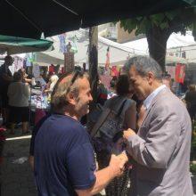 Γιώργος Αμανατίδης: Η συνάντηση στον ΣΠΑΡΤΑΚΟ. «Ανάδειξη του λιγνιτικού άξονα σε ενεργειακό κέντρο της χώρας» (Φωτογραφίες)