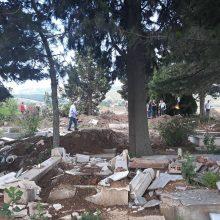 Πτολεμαΐδα: Συζητούν ασφαλιστικά μέτρα για τους τάφους στη Μαυροπηγή