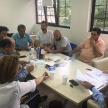 Συνάντηση του Γιώργου  Αμανατίδη με τους γουνοποιούς στη Σιάτιστα (Φωτογραφίες)