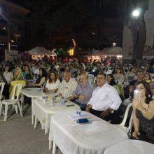 Ο Υποψήφιος Βουλευτής της Νέας Δημοκρατίας Χρόνης Ακριτίδης στις εκδηλώσεις «Κλήδονας 2019»