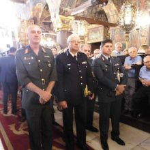 Εορτασμός της «Ημέρας Τιμής των Αποστράτων της Ελληνικής Αστυνομίας» στη Δυτική Μακεδονία