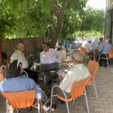 Ο υποψήφιος Βουλευτής της Νέας Δημοκρατίας Χρόνης Ακριτίδης σε χωριά και κωμοπόλεις των Δήμων Κοζάνης, Βελβενδού και Σερβίων