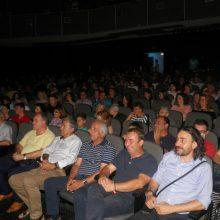kozan.gr: Με επιτυχία και παρουσία του Γιάννη Σερβετά, πραγματοποιήθηκε η  4ησυναυλία αγάπης στην Aίθουσα Tέχνης του Δήμου Κοζάνης το βράδυ της Κυριακής 23 Ιουνίου (Φωτογραφίες & Βίντεο)