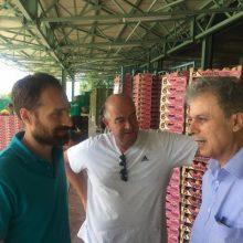 Γιώργος Αμανατίδης: Συναντήσεις σε ΔΗΜΗΤΡΑ και ΑΣΕΠΟΠ Βελβεντού