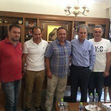 """Γιώργος Αμανατίδης: """"Η επιχειρηματική και πανεπιστημιακή κοινότητα σημεία αναφοράς στην αναπτυξιακή πορεία"""" (Φωτογραφίες)"""
