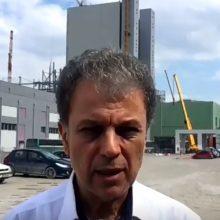 kozan.gr: Ο υπ. βουλευτής της ΝΔ Γιώργος Αμανατίδης, από την, υπό κατασκευή, μονάδα Πτολεμαΐδα V, για τη σημασία του συγκεκριμένου έργου (Βίντεο)