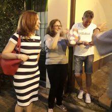 Στα ορεινά Καμβούνια περιόδευσε χθες η υποψήφια βουλευτής ΣΥΡΙΖΑ- Προοδευτική Συμμαχία Στέλλα Θεοχάρη (Φωτογραφίες)