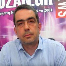 Συνέντευξη στο Kozan.gr: Γιάννης Θεοφύλακτος: «Kανένα θέμα με την τηλεθέρμανση Πτολεμαΐδας. Είναι διασφαλισμένη, θα υπάρχει, μέχρι να μπει στο σύστημα η Πτολεμαΐδα V – Mε έμβλημα τον Κρόκο Κοζάνης μπορούμε να βγάλουμε την περιοχή από πολλά αδιέξοδα» (Bίντεο)