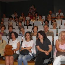 kozan.gr:  Eνημερωτική εκδήλωση με θέμα «Μοναξιά και Φροντίδα Τρίτης Ηλικίας», διοργάνωσε το απόγευμα της Τετάρτης 26 Ιουνίου η 1 ΤΟΜΥ Κοζάνης (Φωτογραφίες & Βίντεο)