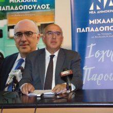 kozan.gr: M. Παπαδόπουλος: «Η Σιδηροδρομική Εγνατία είναι ένα όραμα που έχω κι εύχομαι να με αξιώσει ο Θεός να το υλοποιήσω » – Τι άλλο είπε στη συνέντευξη τύπου που παραχώρησε στα τοπικά ΜΜΕ (Βίντεο 23′)