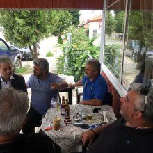Γιώργος Αμανατίδης: Στους βασικούς άξονες της πολιτικής μας η αγροτική οικονομία