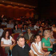 kozan.gr: Εκδήλωση παρουσίασης των 7 υποψηφίων βουλευτών του ΣΥΡΙΖΑ στην Π.Ε. Κοζάνης, πραγματοποιήθηκε το βράδυ της Πέμπτης 27/6 στη Στέγη Ποντιακού Πολιτισμού  (Φωτογραφίες και Βίντεο)