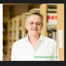 Στην αγορά της Κοζάνης σήμερα Πέμπτη 4 Ιουλίου 2019 ο Πάρις Κουκουλόπουλος