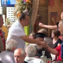 Bίντεο με στιγμιότυπα των επισκέψεων του υποψηφίου βουλευτή Νέας Δημοκρατίας Χρόνη Ακριτίδη κατά τις επισκέψεις του σε χωριά, κωμοπόλεις και περιοχές του Νομού Κοζάνης