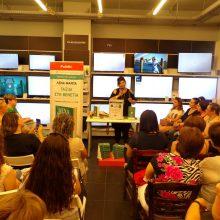 "kozan.gr: Κοζάνη: Η Λένα Μαντά παρουσίασε, το απόγευμα της Παρασκευής 28/6 το βιβλίο της ""Ταξίδι στη Βενετία"" (Βίντεο & Φωτογραφίες)"