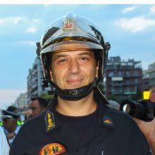 """Παρέμβαση, μέσω του kozan.gr, για τη Σχολή Πυροσβεστικής Πτολεμαΐδας, από τον Πρόεδρο της Ένωσης Πυροσβεστικών Υπαλλήλων Δ. Μακεδονίας, Παναγιώτη Ανδρεόπουλο: """"Εντυπώσεις μπορούν να δημιουργούν πολλοί, έργα λίγοι"""""""