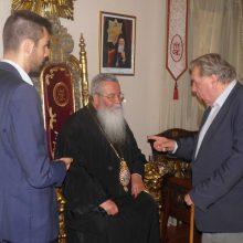 Kozan.gr: Ευχές κλήρου και λαού στον Μητροπολιτικό Οίκο – Επισκοπείο, δέχθηκε σήμερα Σάββατο 29/6, ο Μητροπολίτης Σερβίων και Κοζάνης κ.κ Παύλος  (Φωτογραφίες)