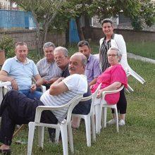 Χωριά του Δήμου Βοΐου περιελάμβανε την Παρασκευή 28 Ιουνίου, η περιοδεία της υποψήφιας Βουλευτή της Νέας Δημοκρατίας Ευλαμπία Πρώϊου