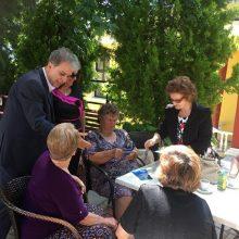 Γιώργος Αμανατίδης: Οι συναντήσεις του Σαββατοκύριακου