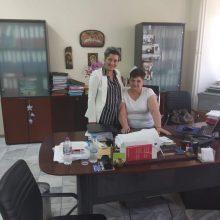 Επίσκεψη της υποψήφιας Βουλευτή της Ν.Δ. Ευλαμπίας Πρώϊου στην Π.Ε. Κοζάνης