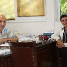 Επίσκεψη στο πρώην Τ.Ε.Ι. Δυτικής Μακεδονίας πραγματοποίησε την Παρασκευή 28/06 ,η υποψήφια Βουλευτής Ευλαμπία Πρώϊου