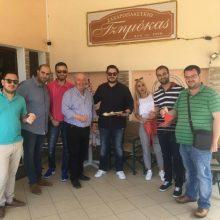 Τα χωριά του Βοΐου επισκέφθηκε την Κυριακή 30/6/19 ο υποψήφιος βουλευτής του ΚΙΝ.ΑΛ. Λουκάς Ζαρογιάννης