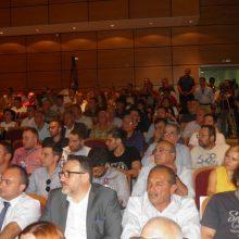 """kozan.gr: Κώστας Μπακογιάννης από την Κοζάνη: """"Ο κ. Ακριτίδης είναι το κρυφό μας όπλο. Πάντα στα δύσκολα έβαζε πλάτη"""" (Φωτογραφίες & Βίντεο)"""
