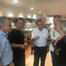 Γιώργος Αμανατίδης: Δικαιότερη φορολογία, παραγωγική οικονομία
