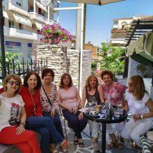 Σειρά επισκέψεων πραγματοποίησε η υποψήφια Βουλευτής του ΣΥΡΙΖΑ Π.Ε Κοζάνης Καλλιόπη Βέττα (Δελτίο τύπου)