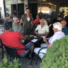 Συνεχίζει την περιοδεία της σε τοπικές κοινότητες του δήμου Κοζάνης η Υποψήφια Βουλευτής της ΝΔ, Ευλαμπία Πρώϊου