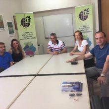 Συνεχίζει τις συναντήσεις της η Υποψήφια Βουλευτής Κοζάνης Καλλιόπη Σεμερτζίδου