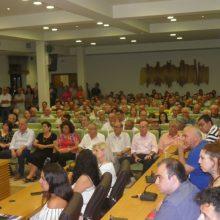 kozan.gr: Γ. Αμανατίδης: «Η δέσμευση είναι το μότο μου. Είναι κάτι που αισθάνομαι ότι όλοι μας πρέπει να κάνουμε για να έχουμε συνέπεια στα λόγια και τις πράξεις μας. Εγώ ο Γιώργος Αμανατίδης θα είμαι ο ίδιος άνθρωπος που εσείς γνωρίσατε και μετά τις 7 Ιουλίου» (Φωτογραφίες & Βίντεο)
