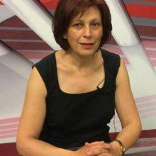 Δείτε την υποψήφια Βουλευτή της ΝΔ Παρασκευή Βρυζίδου απόψε σήμερα Τετάρτη 3 Ιουλίου στις 9:45 το βράδυ, στον flash tv