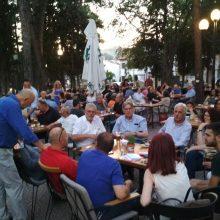 Πλήθος κόσμου στην πολιτική εκδήλωση του Γιάννη Θεοφύλακτου στην Κοζάνη