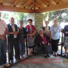 Πανηγυρίζει το ιστορικό Εξωκλήσι της Αγίας Κυριακής (Σκούλιαρης),  της Ιεράς Μητροπόλεως Σερβίων και Κοζάνης, την Κυριακή, 7 Ιουλίου 2019.  (του παπαδάσκαλου Κωνσταντίνου Ι. Κώστα)