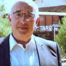 Μιχάλης Παπαδόπουλος: Το όραμα μου για τη Σιδηροδρομική Εγνατία (Bίντεο)