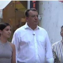 Το προεκλογικό σποτ του υποψήφιου βουλευτή Π.Ε. Κοζάνης της Ν.Δ. Χρόνη Ακριτίδη (Βίντεο)