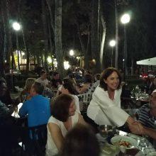 Μεγάλη επιτυχία σημείωσε η εκδήλωση της υποψήφιας βουλευτή ΣΥΡΙΖΑ Π.Ε Κοζάνης Καλλιόπης Βέττα στο Άλσος στο πάρκο του Αγίου Δημητρίου στην Κοζάνη