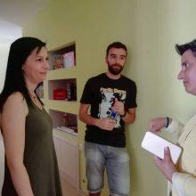 Την κοινωνική συνεταιριστική επιχείρηση Ορίζoντα και το Περιφερειακό Ιατρείο Νεάπολης επισκέφτηκε η υποψήφια Βουλευτής της ΝΔ Ευλαμπία Πρώϊου – Επίσης επισκέφτηκε την ΜΑΒΙΖ – ΜΑΚΕΔΟΝΙΚΗ ΒΙΟΜΗΧΑΝΙΑ ΖΩΟΤΡΟΦΩΝ Α.Ε.