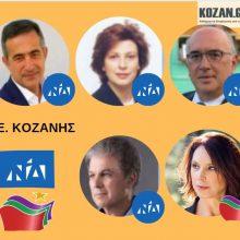 kozan.gr: Ώρα 23.50: Σε ενσωμάτωση σταυρών στο 54,83% (210/ 383 ΕΤ), η μέχρι στιγμής επίσημη σταυροδοσία των υποψηφίων των περισσοτέρων κομμάτων στην Π.Ε. Κοζάνης