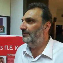 """kozan.gr: Κ. Πασαλίδης (Συντονιστής ΣΥΡΙΖΑ Π.Ε. Κοζάνης): """"Έχουμε μια καθαρή νίκη της ΝΔ. Από 'κει και πέρα, ο κυρίαρχος πόλος στο χώρο της κεντροαριστεράς είναι ο ΣΥΡΙΖΑ Προοεδευτική Συμμαχία. Αυτό που επιζητούσαν οι αντίπαλοί μας, τη στρατηγική ήττα του ΣΥΡΙΖΑ, δεν επετεύχθη"""" (Βίντεο)"""