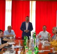 2η συνάντηση των εμπλεκομένων εταίρων στο πλαίσιο υλοποίησης του προγράμματος LESS WASTE ΙΙ στην πόλη Resen στις 09/07