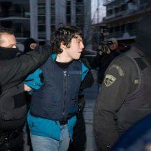 Αποφυλακίστηκε ο Νίκος Ρωμανός, μετά από έξι χρόνια στη φυλακή