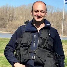Μιχάλης Αβέλλας, ο Σαμαρινιώτης αστυνομικός που δέχτηκε μαχαιριές για να σώσει μια οικογένεια