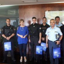Συγχαρητήρια στους ΔΙΑΣώστες από την ηγεσία του Υπουργείου Προστασίας του Πολίτη – Μεταξύ αυτών και ο Ειδικός Φρουρός Νίκος Βαρσαμόπουλος από το Τρανόβαλτο