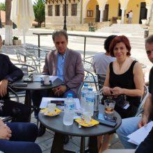 kozan.gr: Αντιπροσωπεία του δημοτικού συμβουλίου Βοΐου, με τους νέους βουλευτές στην Π.Ε. Κοζάνης, θα μεταβούν, στην Θεσσαλονίκη, την Δευτέρα 15/7, προκειμένου να έχουν συνάντηση με τη διοίκηση της Εγνατίας Οδού για το θέμα της κατασκευής σταθμού διοδίων στα όρια της Σιάτιστας