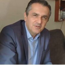 H δήλωση του νέου Περιφερειάρχη Δ. Μακεδονίας, Γ. Κασαπίδη από την Σιάτιστα, ελάχιστα λεπτά μετά από το σεισμό (Βίντεο)
