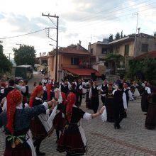 Kozan.gr: Πετυχημένη η γιορτή Τσαγιού, που πραγματοποιήθηκε το απόγευμα της Κυριακής στη Μεταμόρφωση Κοζάνης